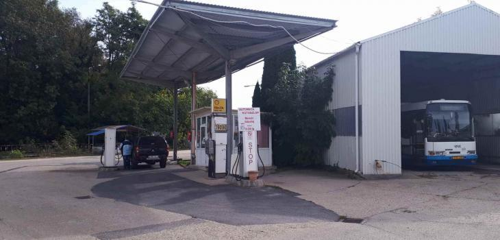 Körmendi Magyar benzinkút