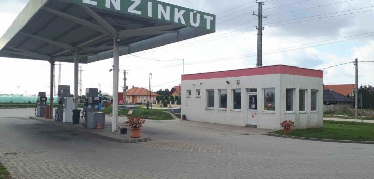 Sárvári Magyar benzinkút